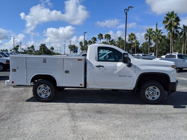 2020 Chevrolet Silverado 2500 Regular Cab RWD, Reading SL Service Body #LF277111 - photo 4