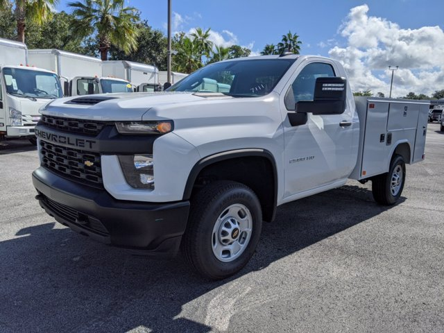 2020 Chevrolet Silverado 2500 Regular Cab RWD, Reading SL Service Body #LF277111 - photo 8