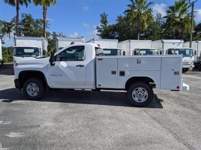 2020 Chevrolet Silverado 2500 Regular Cab RWD, Reading SL Service Body #LF277111 - photo 7