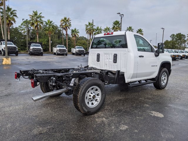 2020 Chevrolet Silverado 3500 Regular Cab 4x4, Cab Chassis #LF278370 - photo 1