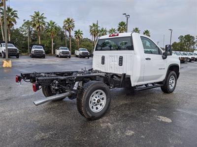 2020 Chevrolet Silverado 3500 Regular Cab 4x4, Cab Chassis #LF278370 - photo 2