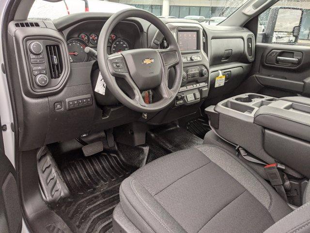 2020 Chevrolet Silverado 3500 Regular Cab 4x4, Cab Chassis #LF278405 - photo 14