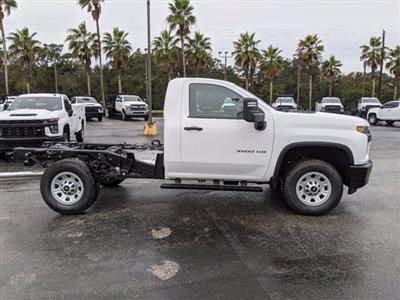 2020 Chevrolet Silverado 3500 Regular Cab 4x4, Cab Chassis #LF278405 - photo 4