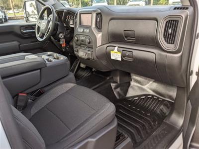 2020 Chevrolet Silverado 3500 Regular Cab 4x4, Cab Chassis #LF278426 - photo 13