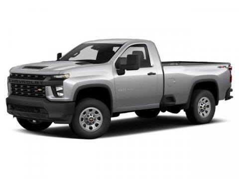 2020 Chevrolet Silverado 3500 Regular Cab 4x4, Cab Chassis #LF278577 - photo 1