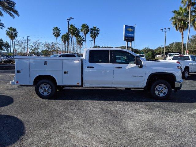 2020 Chevrolet Silverado 2500 Crew Cab 4x2, Reading SL Service Body #LF303751 - photo 4