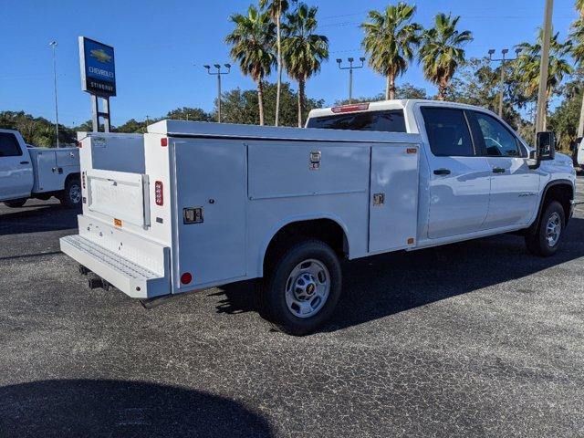 2020 Chevrolet Silverado 2500 Crew Cab 4x2, Reading Service Body #LF303751 - photo 1