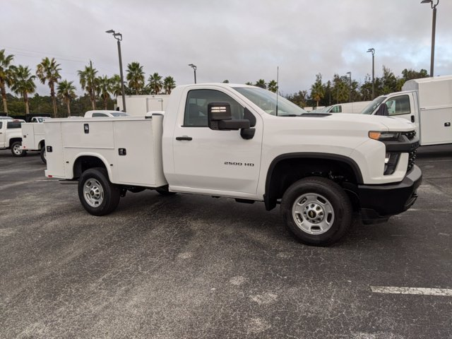 2020 Chevrolet Silverado 2500 Regular Cab 4x2, Knapheide Service Body #LF312566 - photo 3