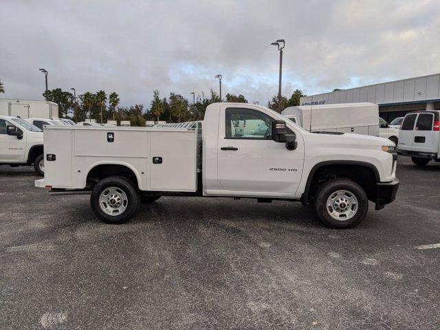 2020 Chevrolet Silverado 2500 Regular Cab 4x2, Knapheide Service Body #LF312566 - photo 4