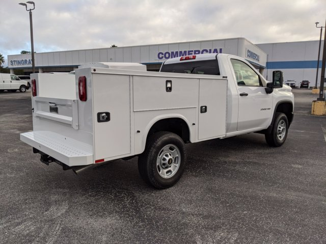 2020 Chevrolet Silverado 2500 Regular Cab 4x2, Knapheide Service Body #LF312566 - photo 2