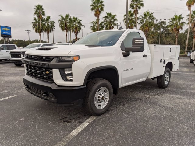 2020 Chevrolet Silverado 2500 Regular Cab 4x2, Knapheide Service Body #LF312566 - photo 8