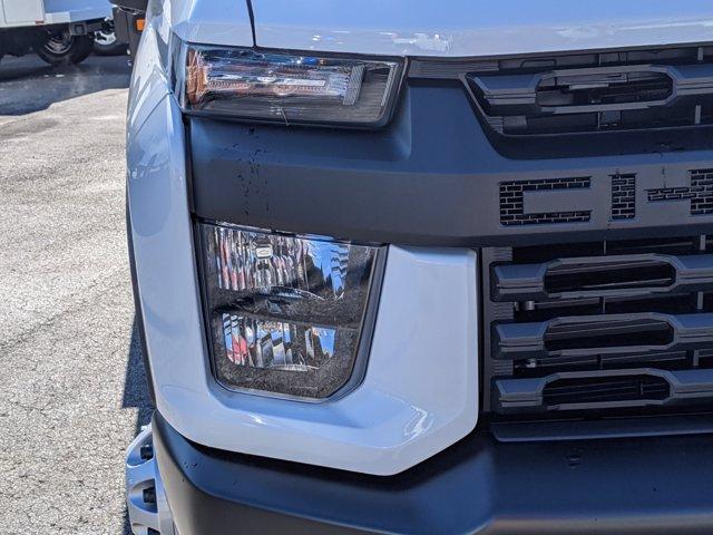 2020 Chevrolet Silverado 3500 Crew Cab DRW 4x2, Knapheide Platform Body #LF312736 - photo 10
