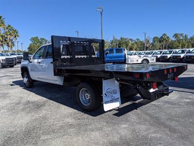 2020 Chevrolet Silverado 3500 Crew Cab DRW 4x2, Knapheide Platform Body #LF312736 - photo 6