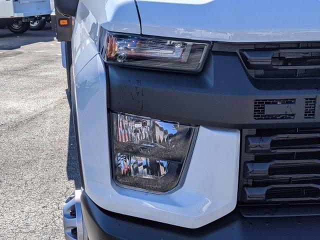 2020 Chevrolet Silverado 3500 Crew Cab DRW 4x2, Knapheide Platform Body #LF312828 - photo 10