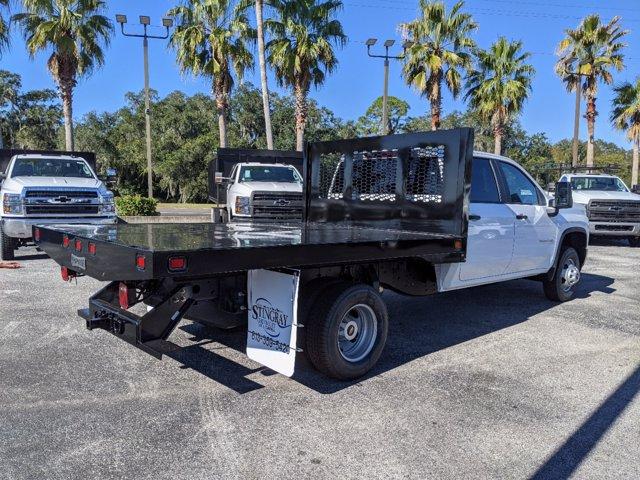 2020 Chevrolet Silverado 3500 Crew Cab DRW 4x2, Knapheide Platform Body #LF312828 - photo 1