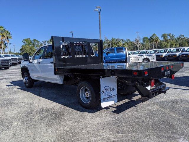 2020 Chevrolet Silverado 3500 Crew Cab DRW 4x2, Knapheide Platform Body #LF312828 - photo 6