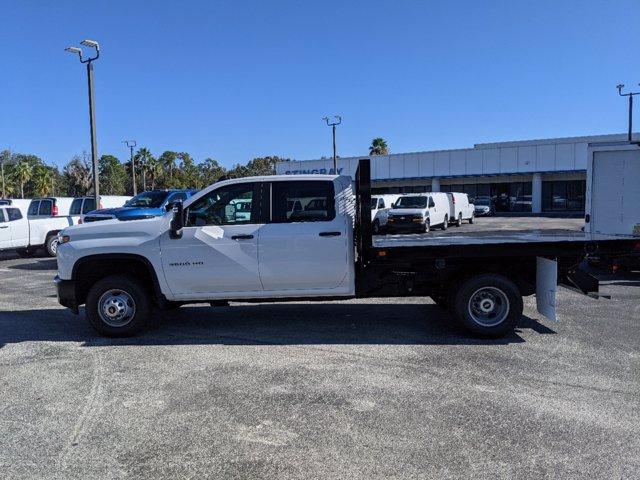 2020 Chevrolet Silverado 3500 Crew Cab DRW 4x2, Knapheide Platform Body #LF312828 - photo 7