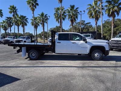 2020 Chevrolet Silverado 3500 Crew Cab DRW 4x2, Knapheide Platform Body #LF312828 - photo 4