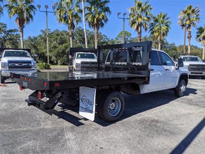 2020 Chevrolet Silverado 3500 Crew Cab DRW 4x2, Knapheide Platform Body #LF312828 - photo 2
