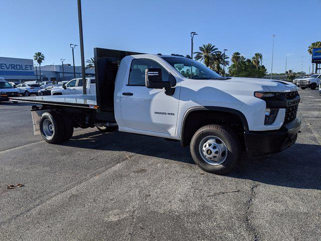 2020 Chevrolet Silverado 3500 Regular Cab DRW 4x4, Action Fabrication Platform Body #LF333461 - photo 3