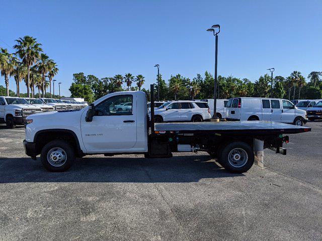 2020 Chevrolet Silverado 3500 Regular Cab DRW 4x4, Action Fabrication Platform Body #LF333461 - photo 7