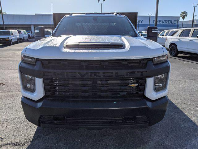 2020 Chevrolet Silverado 3500 Regular Cab DRW 4x4, Action Fabrication Platform Body #LF333461 - photo 9