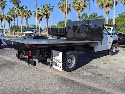 2020 Chevrolet Silverado 3500 Regular Cab DRW 4x4, Action Fabrication Platform Body #LF333461 - photo 2