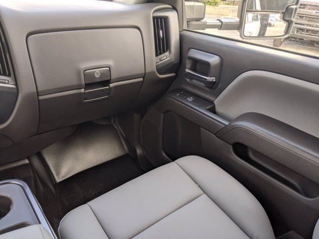 2020 Chevrolet Silverado 5500 Crew Cab DRW 4x4, Action Fabrication Platform Body #LH183382 - photo 16