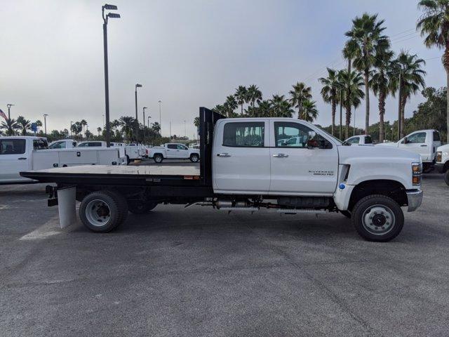2020 Chevrolet Silverado 5500 Crew Cab DRW 4x4, Action Fabrication Platform Body #LH183382 - photo 4