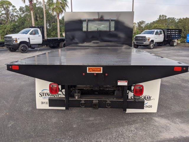 2020 Chevrolet Silverado 5500 Crew Cab DRW 4x4, Action Fabrication Platform Body #LH183382 - photo 5