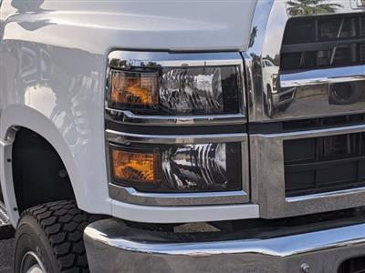 2020 Chevrolet Silverado 5500 Crew Cab DRW 4x4, Action Fabrication Platform Body #LH183382 - photo 10