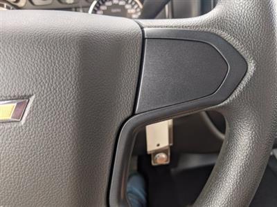 2020 Chevrolet Silverado 5500 Crew Cab DRW 4x4, Action Fabrication Platform Body #LH183382 - photo 24