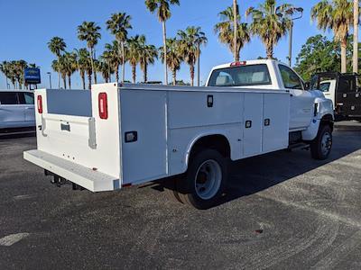 2020 Chevrolet Silverado 4500 Regular Cab DRW 4x4, Knapheide Steel Service Body #LH376222 - photo 2