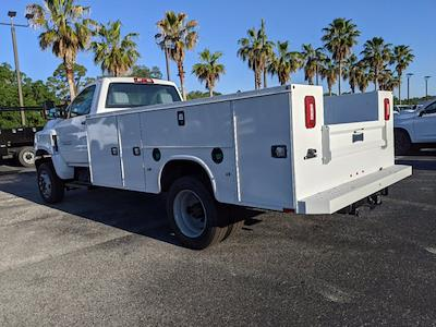 2020 Chevrolet Silverado 4500 Regular Cab DRW 4x4, Knapheide Steel Service Body #LH376222 - photo 7