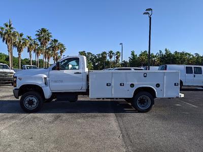 2020 Chevrolet Silverado 4500 Regular Cab DRW 4x4, Knapheide Steel Service Body #LH376222 - photo 8