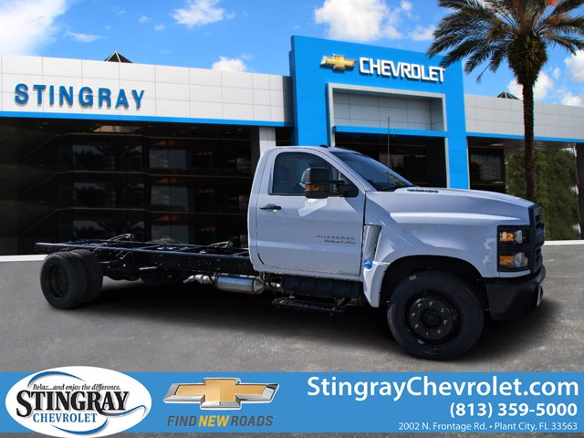 2020 Chevrolet Silverado 5500 Regular Cab DRW 4x2, Cab Chassis #LH376223 - photo 1