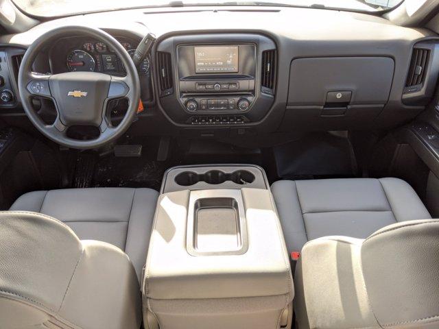 2020 Chevrolet Silverado 5500 Crew Cab DRW 4x4, Action Fabrication Stake Bed #LH631062 - photo 14