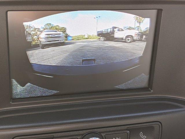 2020 Chevrolet Silverado 5500 Crew Cab DRW 4x4, Action Fabrication Stake Bed #LH631062 - photo 19