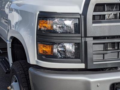 2020 Chevrolet Silverado 5500 Crew Cab DRW 4x4, Action Fabrication Stake Bed #LH631062 - photo 10