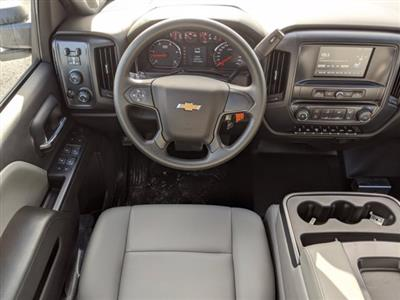 2020 Chevrolet Silverado 5500 Crew Cab DRW 4x4, Action Fabrication Stake Bed #LH631062 - photo 15