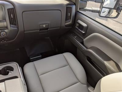 2020 Chevrolet Silverado 5500 Crew Cab DRW 4x4, Action Fabrication Stake Bed #LH631062 - photo 16