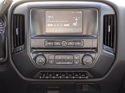 2020 Chevrolet Silverado 5500 Crew Cab DRW 4x4, Action Fabrication Stake Bed #LH631062 - photo 17