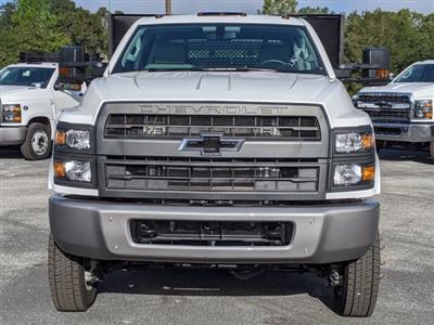 2020 Chevrolet Silverado 5500 Crew Cab DRW 4x4, Action Fabrication Stake Bed #LH631062 - photo 9