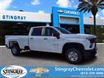 2021 Chevrolet Silverado 2500 Crew Cab 4x4, Pickup #MF102896 - photo 1