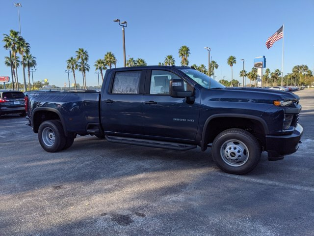 2021 Chevrolet Silverado 3500 Crew Cab 4x4, Pickup #MF115474 - photo 3