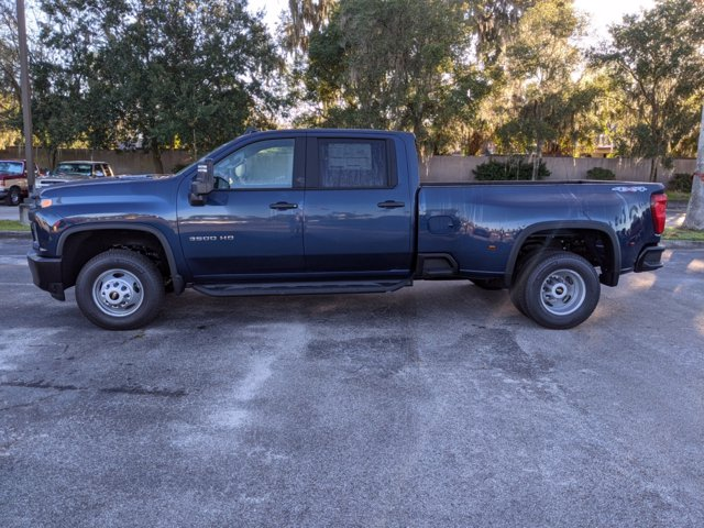 2021 Chevrolet Silverado 3500 Crew Cab 4x4, Pickup #MF115474 - photo 7