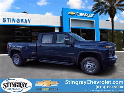 2021 Chevrolet Silverado 3500 Crew Cab 4x4, Pickup #MF115474 - photo 1