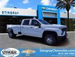 2021 Chevrolet Silverado 3500 Crew Cab 4x4, Pickup #MF125719 - photo 1