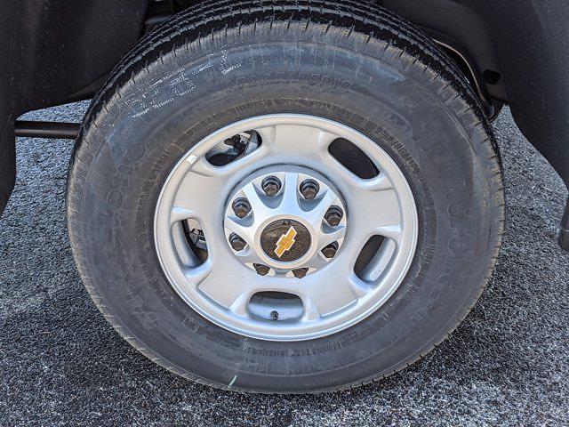 2021 Chevrolet Silverado 2500 Crew Cab 4x2, Reading SL Service Body #MF150407 - photo 11