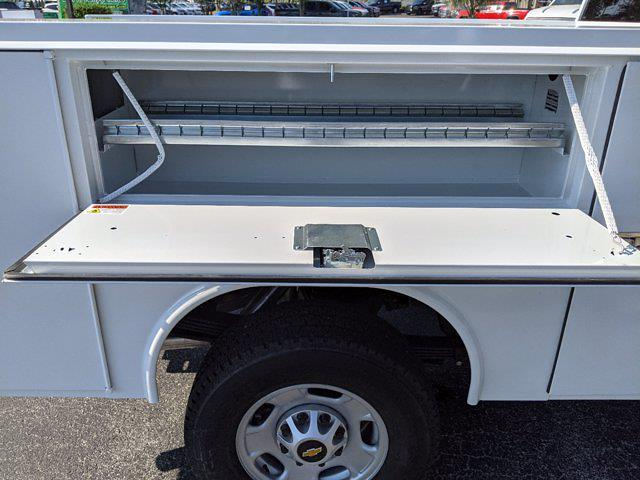 2021 Chevrolet Silverado 2500 Crew Cab 4x2, Reading SL Service Body #MF193724 - photo 13